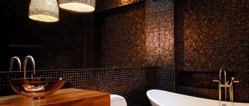 Amenajare-baie-mozaic-maro
