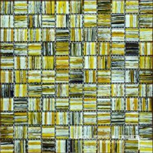 Mozaic din sticla verde A-MGL04-XX-002 Midas