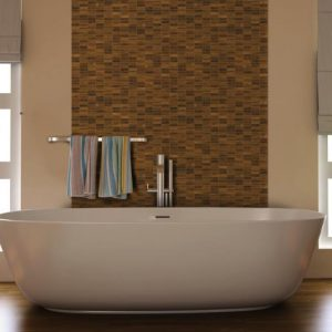 Mozaic bambus