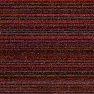 Mocheta rosie cu dungi dale Go To 21908 Berry Red stripe Burmatex