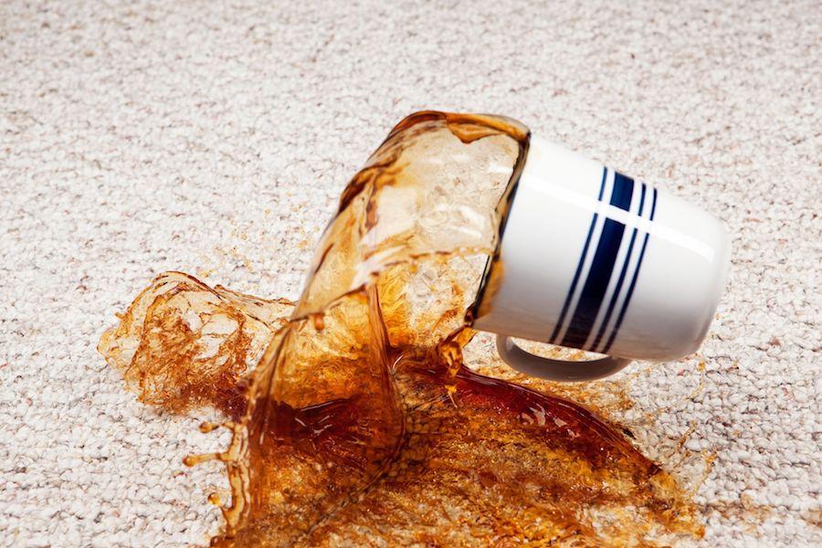 Mocheta patata cu cafea